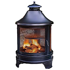 1 Garden Fire Pit Logs In A Modern Outdoor Firepit Brazier Uk Design On Sale Which Is A Bbq Fire Bowl Heater For Your Outside Patio Furniture Set From Fortune Bliss - Backyard Large Cooking Barbeque Firepits And Firebowls Ideas