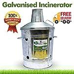 15l Mini Galvanised Incin...