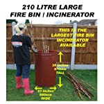 210 Litre Large Garden In...