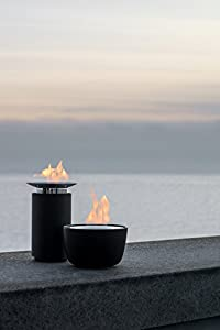 7 Fuoco Tabletop Gel Fire Pit by Blomus
