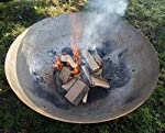 80cm Steel Dish Bowl Fire...