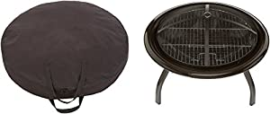 Amazonbasics Portable Folding Fire Pit 66 Cm by AmazonBasics