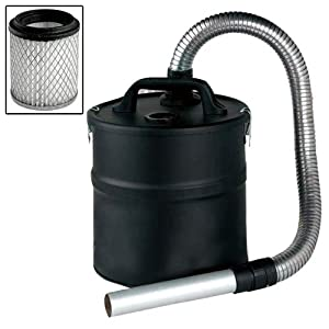 Ash Can Filter Cleaner For Vacuum Cleaners With Extra Free Hepa Style Filter from Tooltime