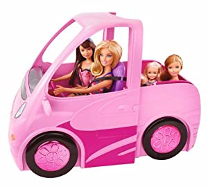 Barbie Rv Camper by Barbie