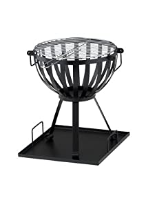 Bbq Fire Pit Brazier Fireplace Fire Kynast Paris by Kynast
