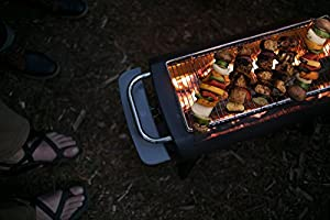 Biolite Firepit Outdoor Smokeless Fire Pit And Grill by BioLite