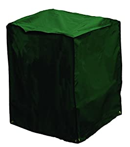 Bosmere Small Square Fire Pit Cover - Green by Bosmere Products