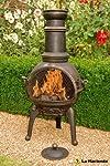 Bronze 95cm Lisbon Cast Ironsteel C...