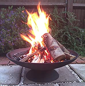 Cast Iron Fire Pit Fireplace Brazier Fp065
