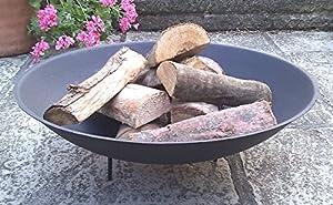 Cast Iron Fire Pit Fireplace Brazier Fp065ln