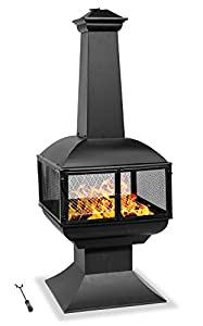 Centurion Supports Fireology Taurus Modern Garden Patio Heater Fire Pit And Barbecue from Centurion Supports