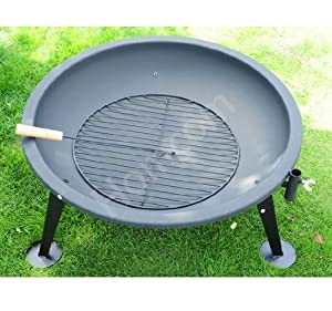 Charcoal Bbq Charcoal Grill Barbeque Fire Pit For Grill by Homcom