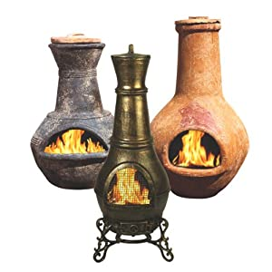Chimenea Cover Medium by Bosmere