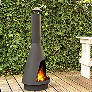 Chiminea - Outdoor Fireplace El Classico- Free Shipping from Chiminea