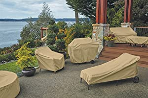 Classic Accessories 58992-ec Terrazzo Fire Pit Cover Round from Classic Accessories