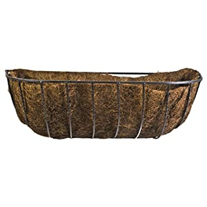 Cobraco 24-inch Canterbury Horse Trough Planter from Woodstream Europe Limited