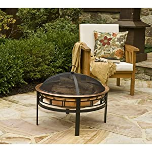 Cobraco Fbcopmisn-c Copper Mission Fire Bowl from Woodstream Europe Limited