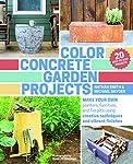 Color Concrete Garden Pro...