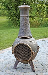 Draper 12910 Large Chiminea Cover from Draper Tools