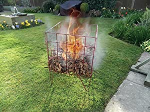Easy To Assemble Garden Incinerator Gardening by Garland Products Limited