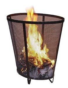 Environmentally Friendly Outdoor Steel Round Garden Incinerator by Gardeco