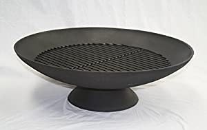 Extra Large Cast Iron Fire Pit Fireplace Brazier Fp078