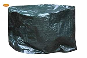 extra large waterproof firepit firebowl cover  fit fire pit   cm diameter  cm high