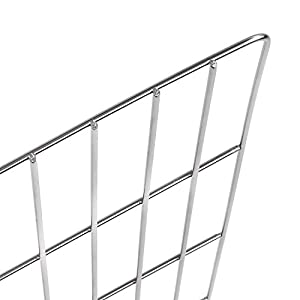 Femor Large Bbq Grill Shelf Oven Cooker Rack Grill Cooking Tray Shelfstainless Steel-51cm 51cm from Femor