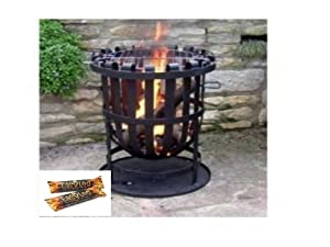 Fire Basket Vancouver 56043 Easylogs by la hacienda