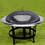 Fire Bowl Grill Garden He...