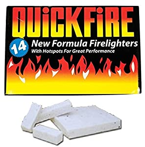 Fire Lighters Quickfire Firelighters Bulk Pack Hotspots Burners Bbq Coal Lighters Wood Burners by Globatek