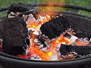 Fire Peat Burning Heat Turf 30kg Natural Fuel For Fire Log Pit Burner