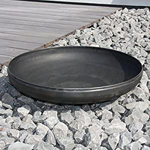Fire Pit Kloepperboden Steel Diameter 79 Cm Fire Bowl by DECORAS