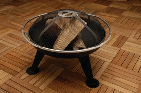 Fire Pit - Urban 550 from Direct Design