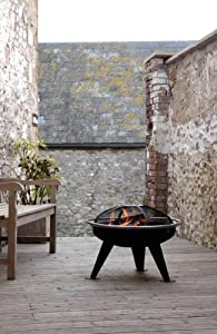 Fire Pit - Urban 650 from Direct Design
