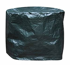 Gardeco Cover-fb60 Fire Bowl Fire Pit Cover Upto 60cm Diameter - Green from Gardeco