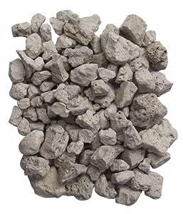 Gardeco Pumice-4l 4l Lava Stones Bag - White by Gardeco