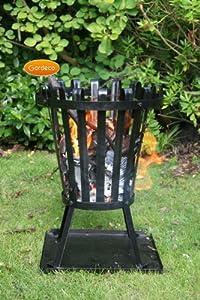 Garden Brazier Incinerator 51cm X 36cm by UK-Gardens