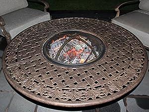Garden Furniture Centre - Dynasty Fire Pit Set from Garden Furniture Centre