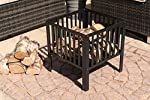 Garden Mile Large Black S...