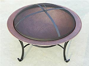 Garden Patio Firepit For Use Outdoors Fire Pit Fire Bowl Patio Heater 15kg by Jiangsu