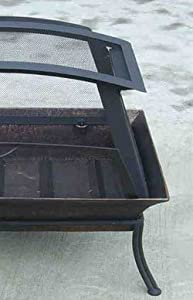Garden Patio Firepit For Use Outdoors Fire Pit Fire Bowl Patio Heater 165kg by Jiangsu