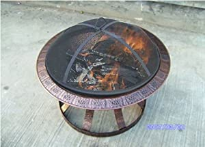 Garden Patio Firepit For Use Outdoors Fire Pit Fire Bowl Patio Heater 19kg from Jiangsu