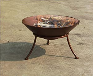 Garden Patio Firepit For Use Outdoors Fire Pit Fire Bowl Patio Heater from Jiangsu
