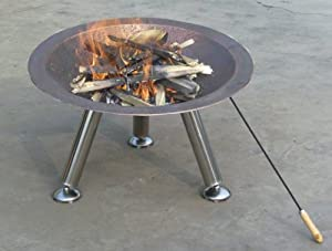 Garden Patio Heater Fire Pit Brazier Chiminea 21 by Jiangsu