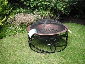 Garden Patio Heater Fire Pit Brazier Chiminea 42 From