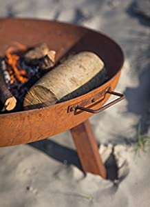 Garden Trading Foscot Fire Pit - Large from Garden Trading