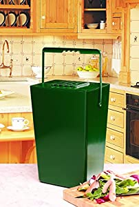 Garland Odour Free 9ltr Compost Caddy from Garland Products Ltd