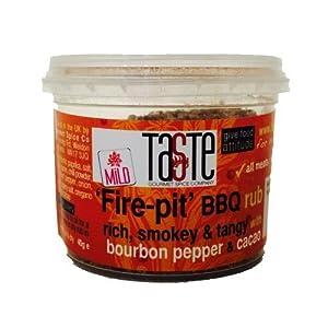 Gourmet Spice Company Fire-pit Bbq Rub Mild 40g