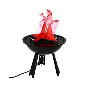 Halloween Decorations Fire Pit Lamp Props 118 from ignislife.co,LED